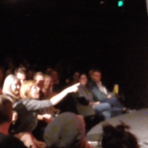 Intern Pete Gets Humiliated At Stand Up Comedy Show