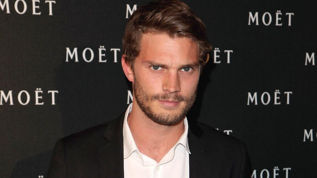 Christian Grey Ahem. I Mean Jamie Dornan Heads To Australia To Film Series For STAN!