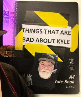 Jackie Made A Book Filled With All The Bad Things About Kyle