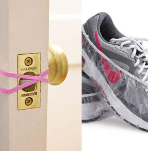 Genius Hacks For HouseHold Items