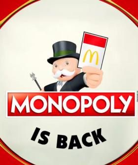 Monopoly Is Back At McDonald's Today