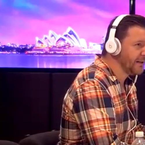 Manu Feildel Responds To Pete Evans Feud Rumours