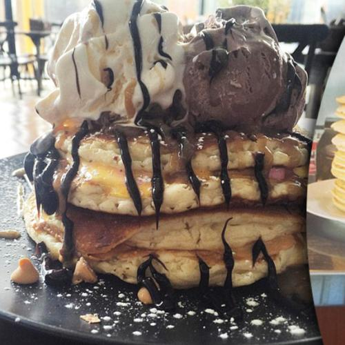 Only 2 People Have Finished Aussie Cafe's Giant Pancake Dish