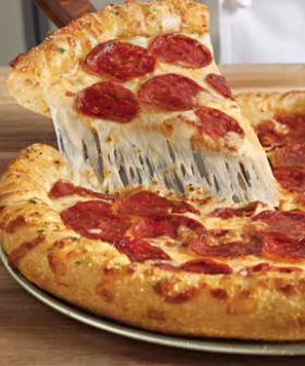 Dominos Giving Out Free Pizzas For Cheeseburger Day Tomorrow