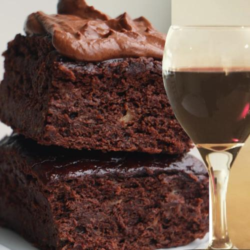 Red Wine Brownies Are As Perfect As They Sound