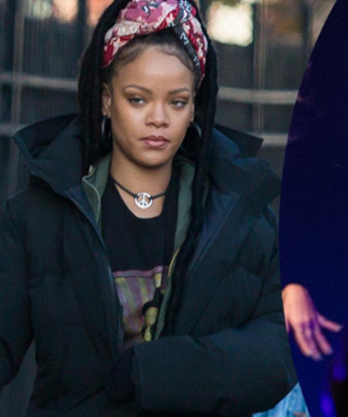 Azealia Banks Cracks At Rihanna, Posts Her Number On Twitter