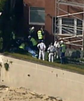 Man Falls From Scaffolding In Workplace Accident In Sydney's East