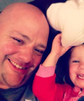 This Single Dad Got Lessons So He Could Do His Little Girl's Hair