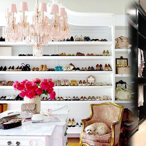 9 Of The Most Ridiculously Chic Walk-In Wardrobes You've Ever Seen