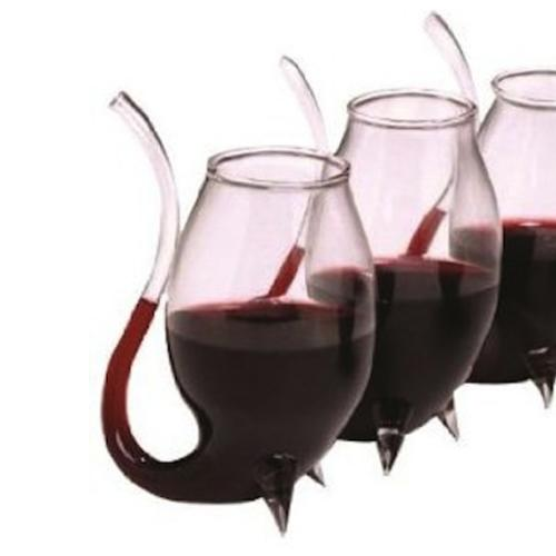 The New Red Wine Glasses That Prevent Purple Teeth