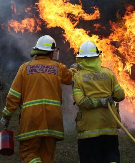 Bushfires Continue To Burn Across NSW