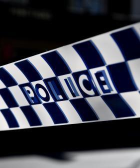 Western Sydney 'Drug Den' House Erupts In Flames