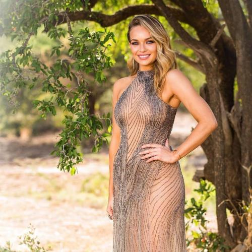 The Bachelor's Abbie Chatfield Poses Nude On Instagram To Prove A Point