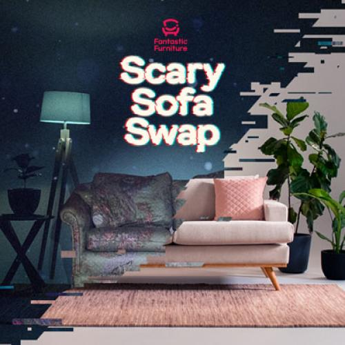 Fantastic Furniture Wants To Find Australia's Scariest Sofa!