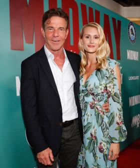 65-Year-Old Dennis Quaid Announces His Engagement To 26-Year-Old Girlfriend