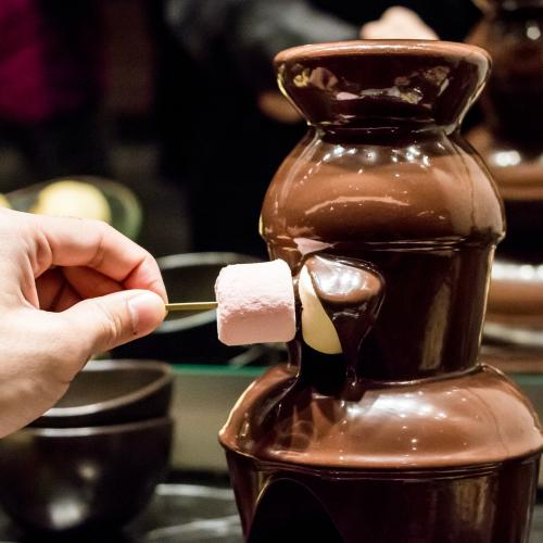 Kmart Is Now Selling Mini Chocolate Fountains Just In Time For Christmas
