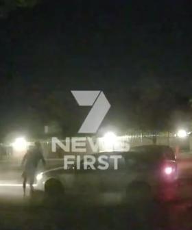 Driver Found Stabbed After Crash In Sydney's West