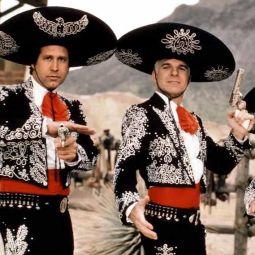 Chris Hemsworth Wants To Remake 'Three Amigos!' And, TBH, We Want To Hear More