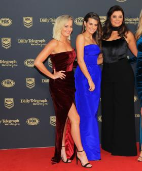 Check Out The Dally M 2019 Red Carpet