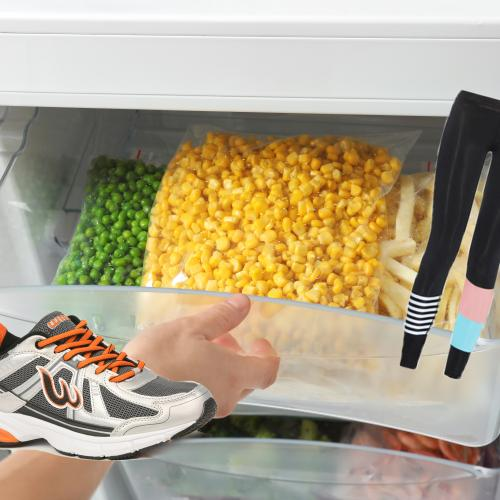 So Apparently We Should Keep Our Sports Gear In The FREEZER?!
