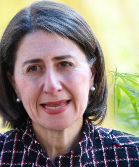Gladys Berejiklian Explains Why She Won't Legalise Marijuana In NSW