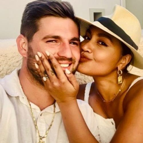 Jess Mauboy Reveals Sweet Details About Her Engagement To Themeli Magripilis