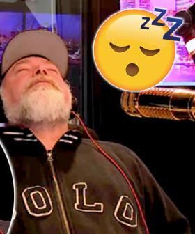 Kyle Goes To Sleep Live On Air!
