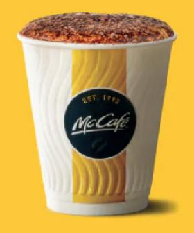 Macca's Offering McCafe Coffees For Just $1 Today