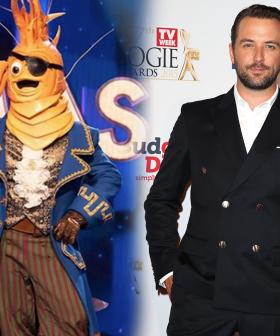 Darren McMullen Sings 'Let Me Entertain You' As The Prawn On The Masked Singer