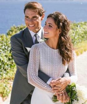 Rafael Nadal Marries His Childhood Sweetheart In Fairytale Wedding
