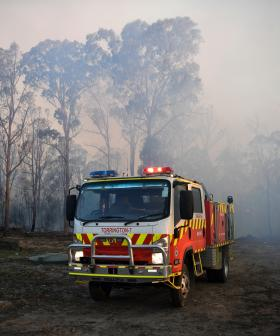 Three Teens Arrested For Deliberately Lighting Fire In Sydney's South-West