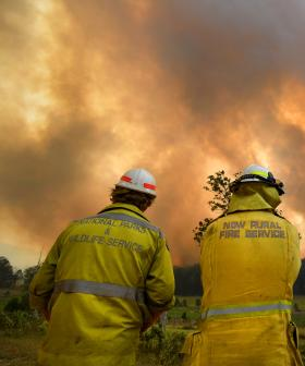 Fears Lightning May Spark More NSW Fires
