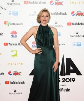 http://Justine%20Clarke%20arrives%20at%20the%2033rd%20Annual%20ARIA%20Music%20Awards%20at%20The%20Star%20in%20Sydney,%20Wednesday,%20November%2027,%202019.%20(AAP%20Image/Dan%20Himbrechts)%20NO%20ARCHIVING
