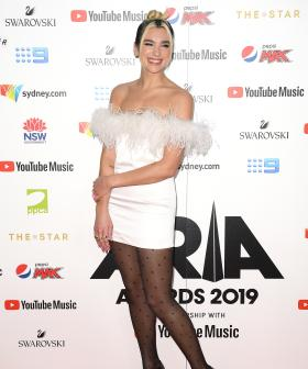 http://Due%20Lipa%20arrives%20at%20the%2033rd%20Annual%20ARIA%20Music%20Awards%20at%20The%20Star%20in%20Sydney,%20Wednesday,%20November%2027,%202019.%20(AAP%20Image/Dan%20Himbrechts)%20NO%20ARCHIVING