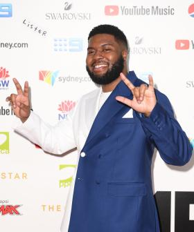 http://Khalid%20arrives%20at%20the%2033rd%20Annual%20ARIA%20Music%20Awards%20at%20The%20Star%20in%20Sydney,%20Wednesday,%20November%2027,%202019.%20(AAP%20Image/Dan%20Himbrechts)%20NO%20ARCHIVING