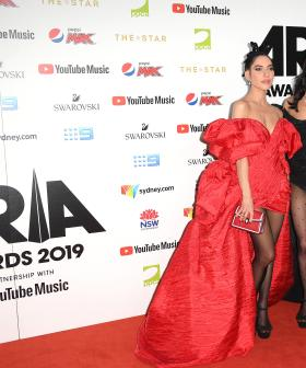 http://The%20Veronicas%20arrive%20at%20the%2033rd%20Annual%20ARIA%20Music%20Awards%20at%20The%20Star%20in%20Sydney,%20Wednesday,%20November%2027,%202019.%20(AAP%20Image/Dan%20Himbrechts)%20NO%20ARCHIVING