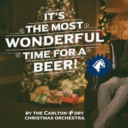 The Carlton Dry Christmas Orchestra Release a Hilarious & Refreshing Take on a Christmas Classic!