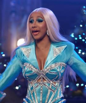 Cardi B Takes On Santa Claus In This Wild New Christmas Ad