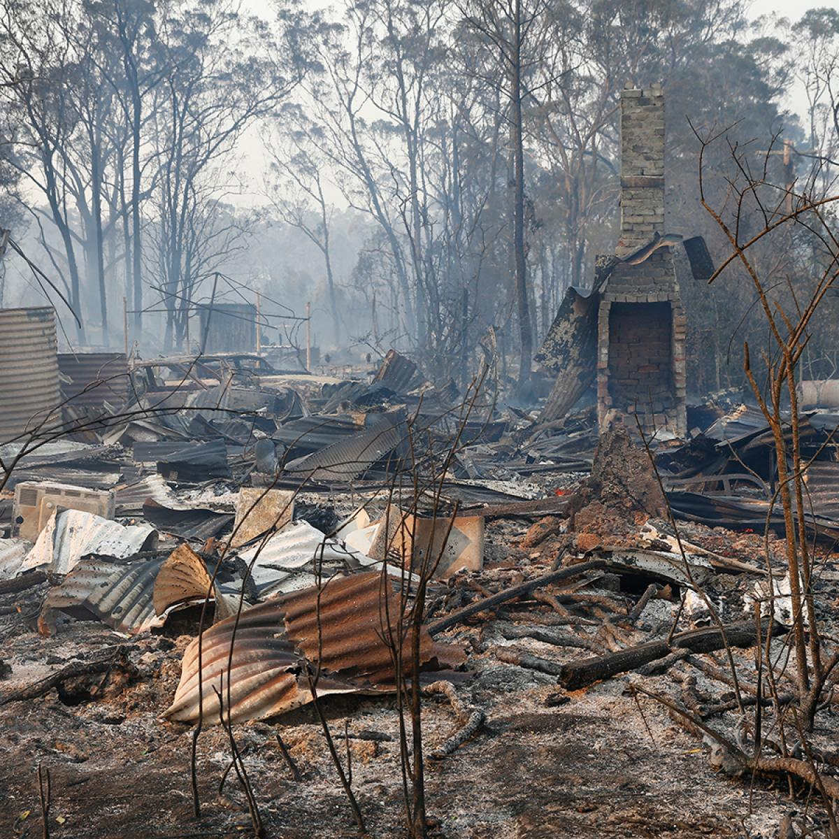 What Does Catastrophic Fire Danger Actually Mean?