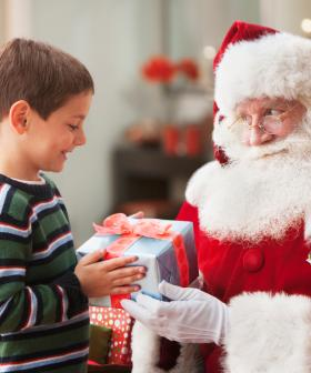 Westfield Launches 'Sensitive Santa' For Autistic Children
