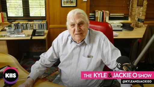 John Laws on the Kyle & Jackie O show