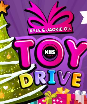 How You Can Help Sick Kids Have A Merry Christmas With Our Toy Drive