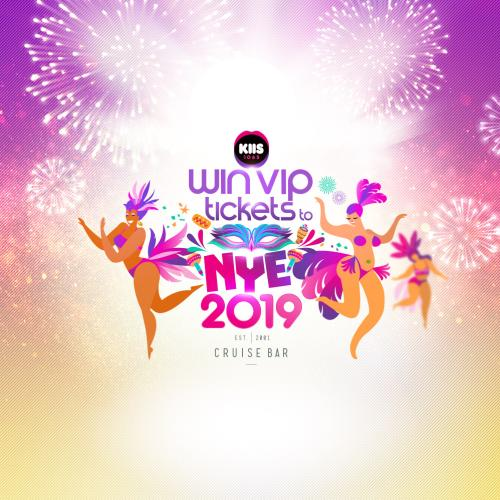 Win VIP Tickets To Sydney's Hottest NYE Party