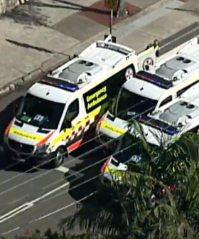 School Boy In Critical Condition After Being Struck By Car In Sydney's North