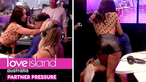 'Love Island' Partner Pressure - is Luke more turned on by Vanessa or Cassie?