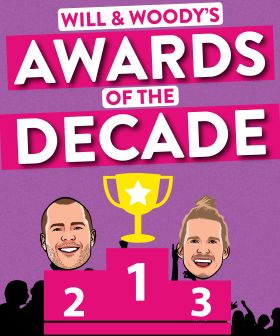 Will & Woody's Awards Of The Decade