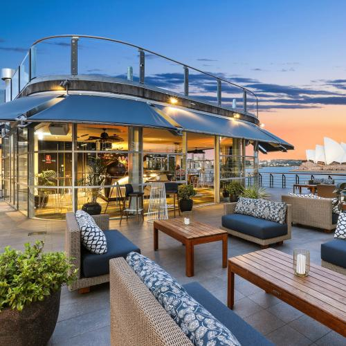This Sydney Rooftop Bar Will Be Your Summer Go-To