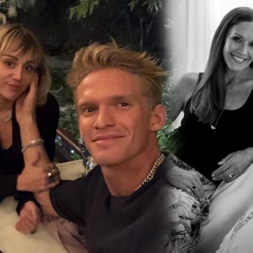 Cody Simpson's Mum Angie Opens Up About His Relationship With Miley Cyrus