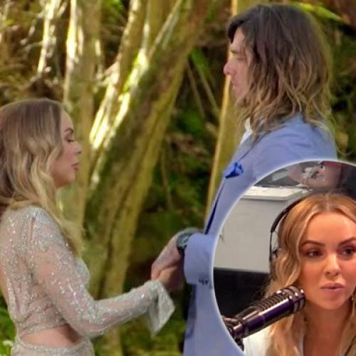 Angie Kent Admits She Broke Down Watching Her Break Up With Timm Last Night