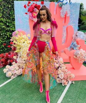 All The Pics From Bec Judd's Insane Coachella Themed Housewarming Party